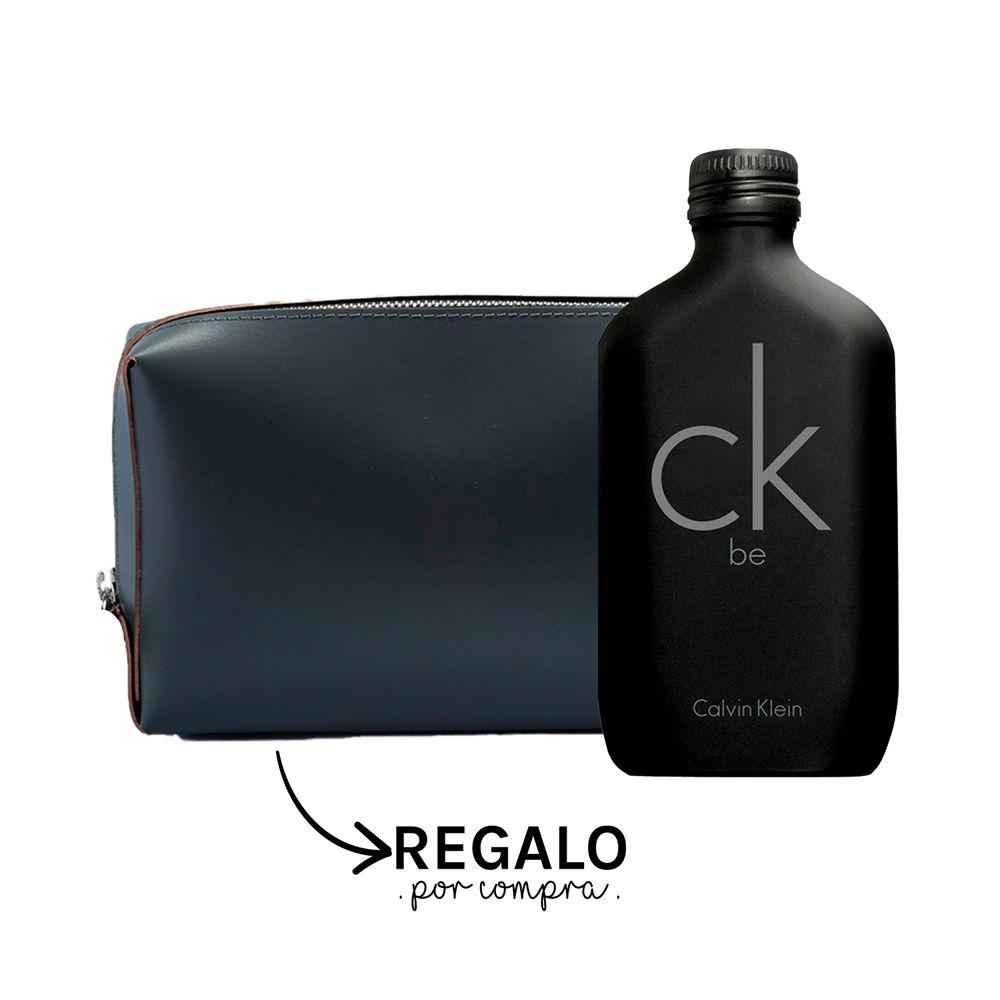 CK Be EDT 200 ml + Neceser