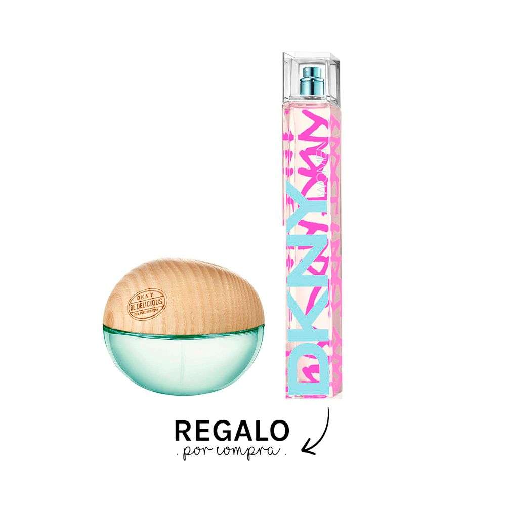 Be Delicious Coconuts EDT 50 ml Be Delicious Coconuts About Summer EDT 50 ml + DKNY Original Women Fall EDP 100 ml