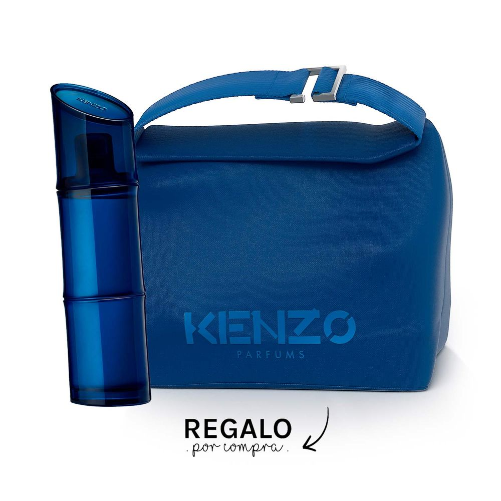 Kenzo Homme EDT Intense 110 ml + Pouch