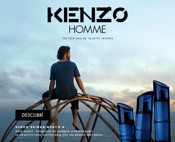 Banner Left Kenzo