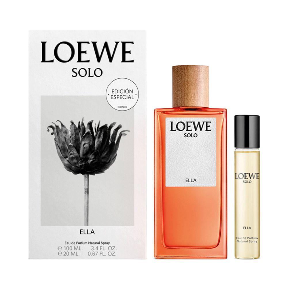 Solo Loewe Ella EDP 100 ml + EDP 20 ml